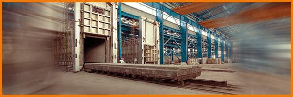 صنعت فولاد و چدن
